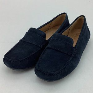 Naturalizer | Women's Driving Moccasins | Navy